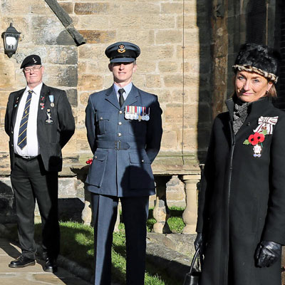 Lieutenancy Visits