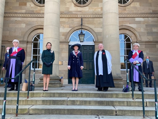 New High Sheriff for North Yorkshire