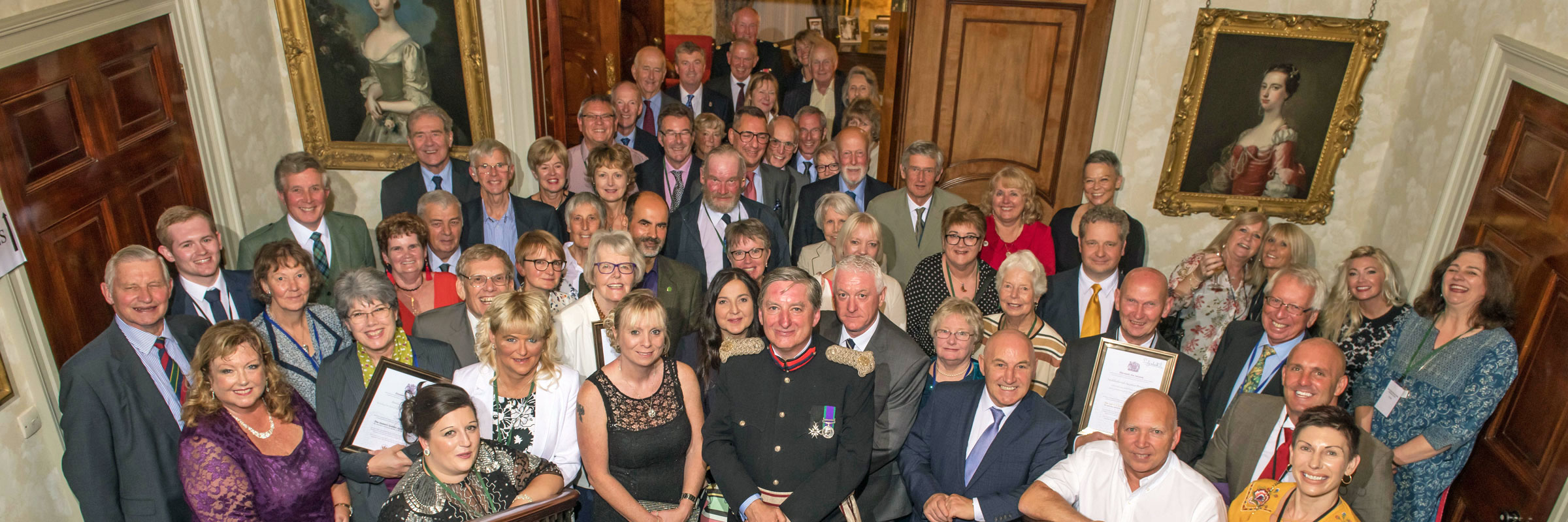 Queen's Award for Voluntary Service 2018
