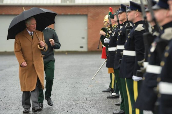 HRH Prince of Wales visits North Yorkshire